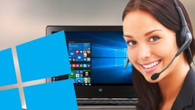 Cómo pedir ayuda al soporte técnico de Windows 10