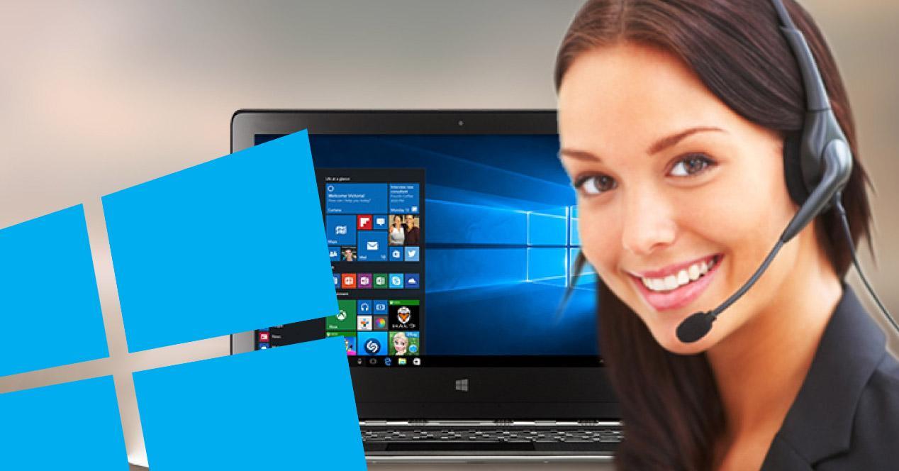 Ver noticia 'Noticia 'Cómo pedir ayuda al soporte técnico de Windows 10''
