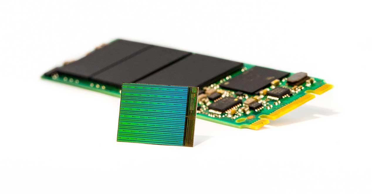 ssd memoria 3d nand 128 capas