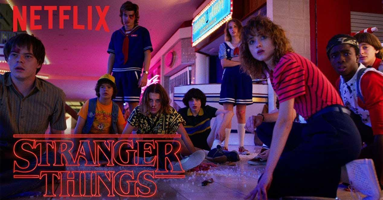 stranger things netflix temporada 3 estrenos julio 2019