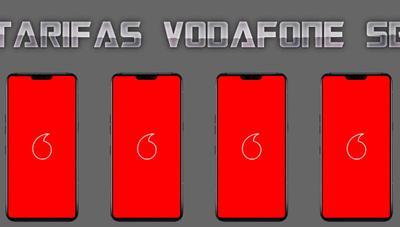 ¿Qué tarifas de Vodafone tienen 5G y cuáles no son compatibles?