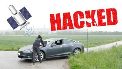 El problema de los coches autónomos: engañan al GPS del Tesla Model 3 para que se estrelle
