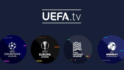UEFA.tv: futbol gratis, competiciones y características de esta OTT deportiva