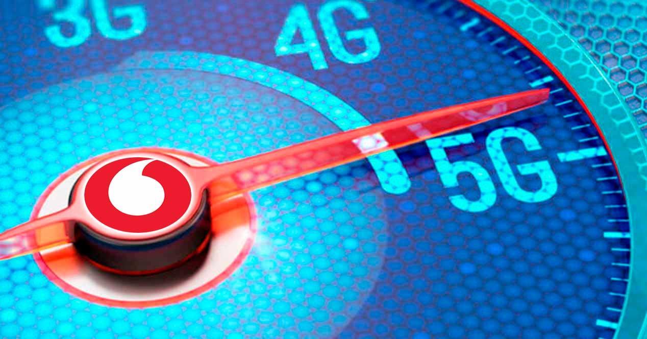 Ver noticia 'Noticia 'Así vuela el 5G de Vodafone en los test de velocidad''