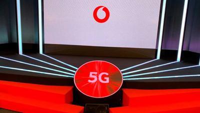 Vodafone lanzará el 5G gratis en 15 ciudades este sábado