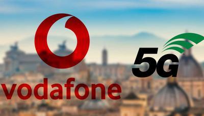 Vodafone activa el 5G en Italia un mes antes de su llegada a España