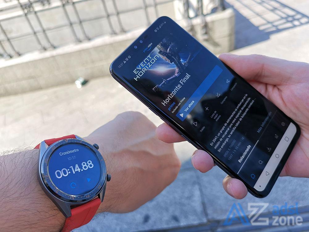 vodafone 5G descarga pelicula