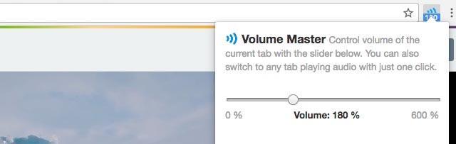 aumentar el volumen