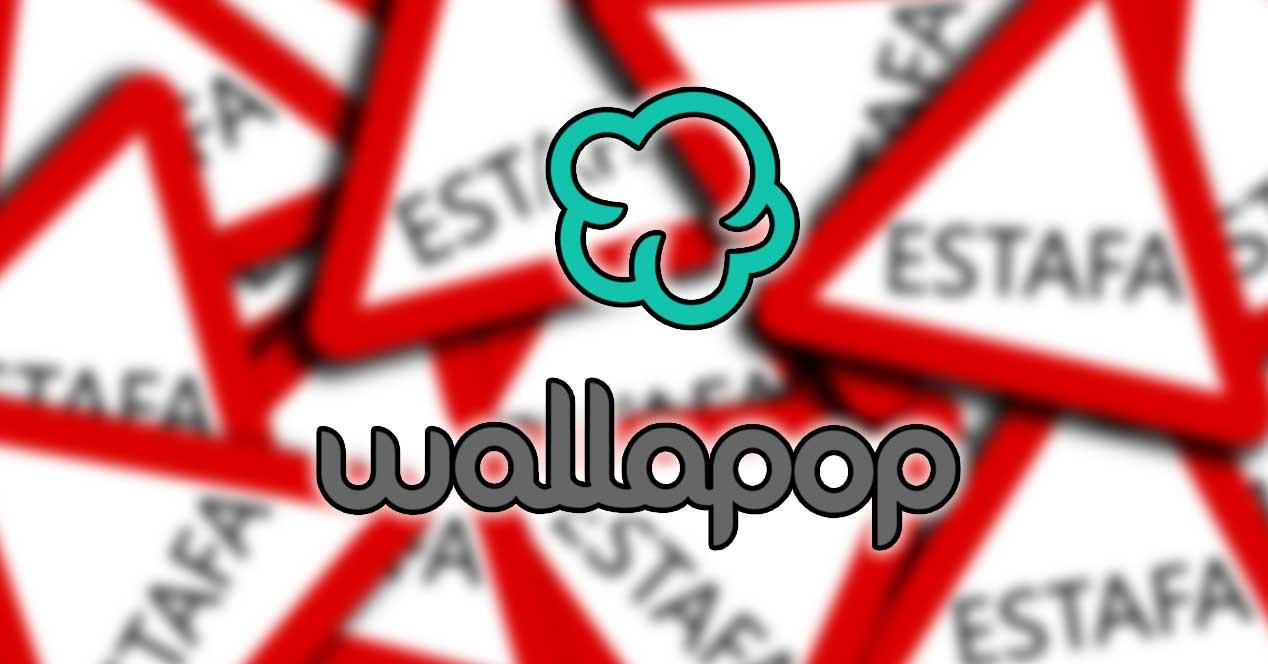 wallapop estafa