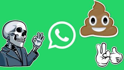Cómo hacer stickers para WhatsApp