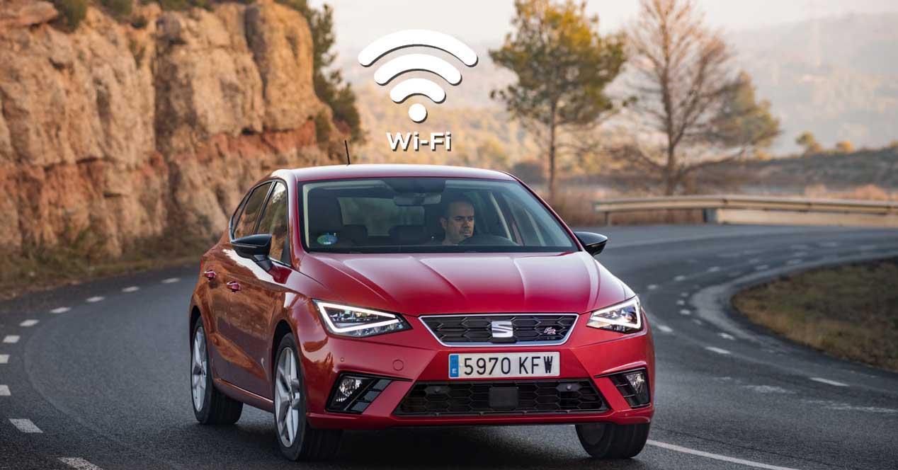 Cómo tener conexión WiFi en el coche
