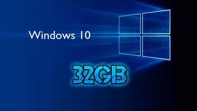 Windows 10 obligará a tener 32GB de espacio libre para actualizar, pero sólo en nuevos equipos