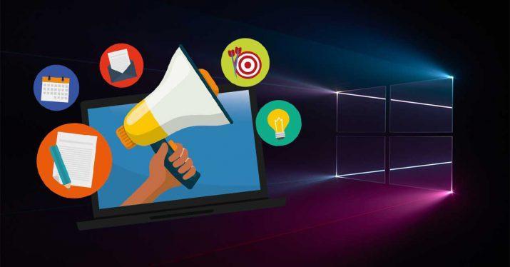 windows 10 anuncios