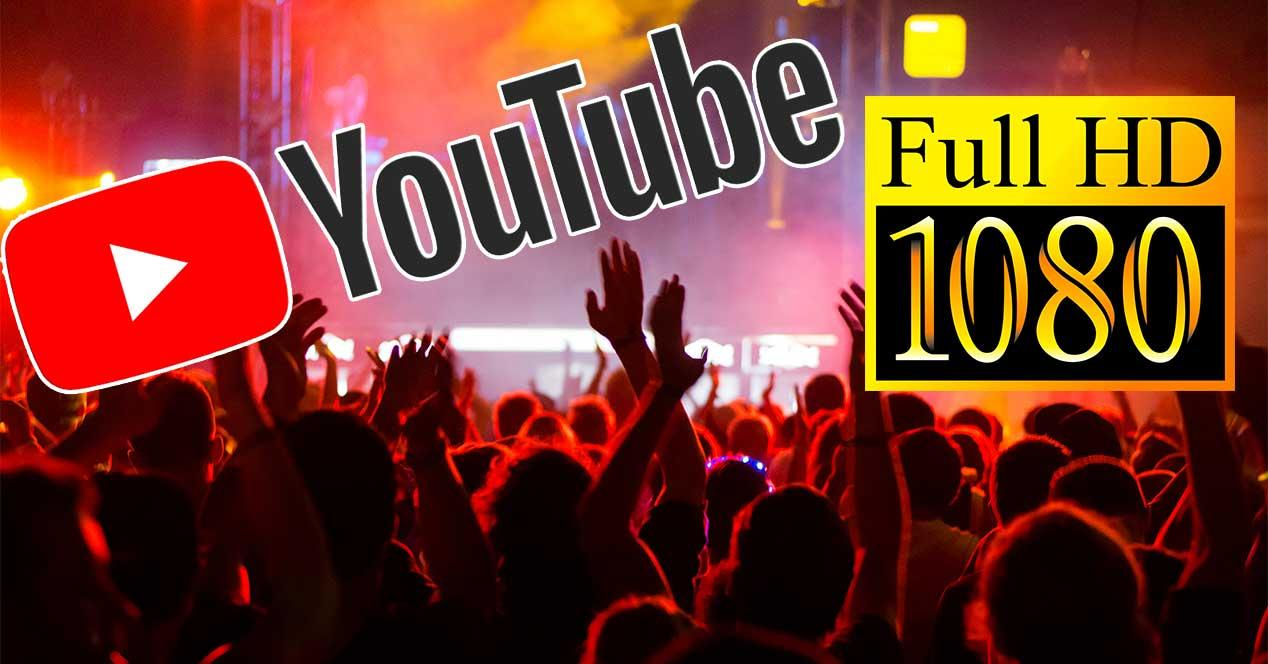 youtube full hd musica