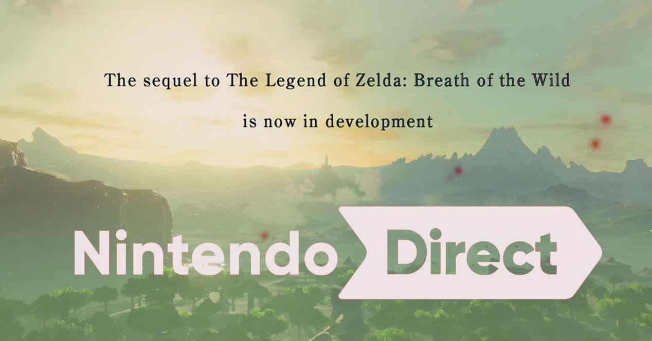 Ver noticia 'Noticia 'Nintendo Direct en E3 2019: anunciada la secuela de The Legend of Zelda: Breath of the Wild''