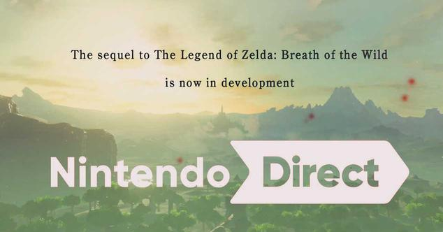 Ver noticia 'Nintendo Direct en E3 2019: anunciada la secuela de The Legend of Zelda: Breath of the Wild'