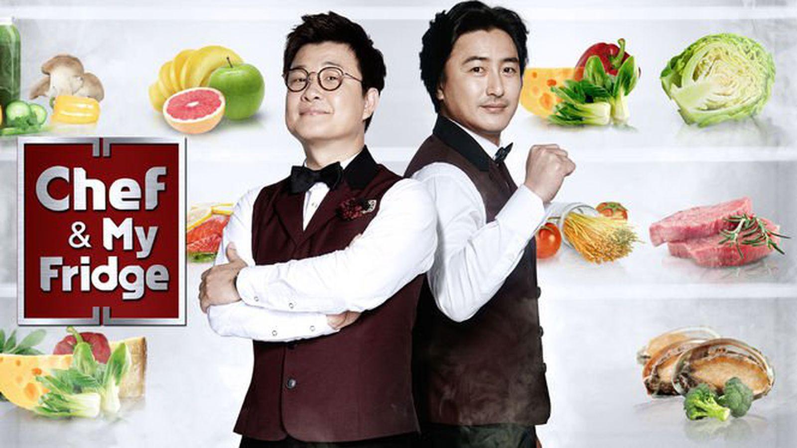 Mejores series de comida - Chef and my fridge
