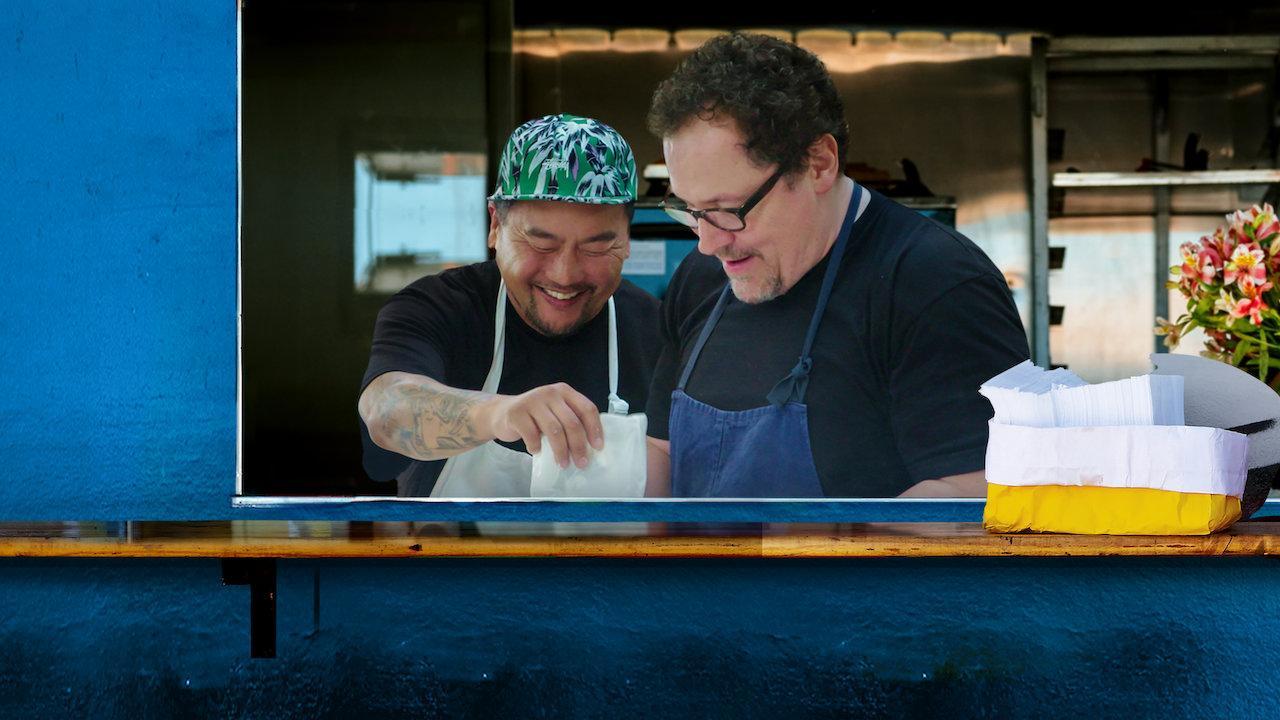 Mejores series de comida - The Chef SHow