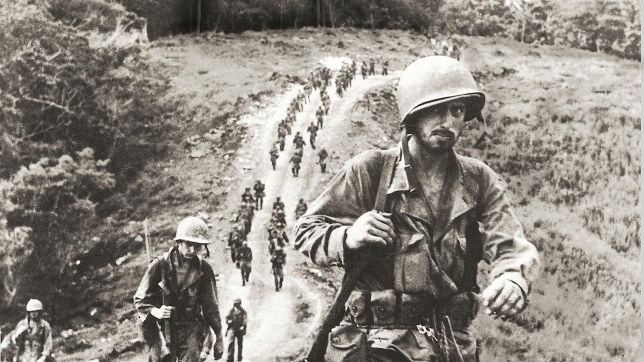 Mejores series de guerra - La II GM en Netflix
