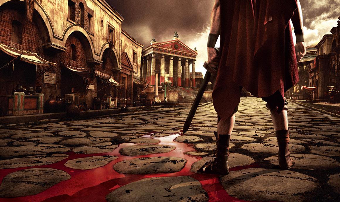 Mejores series de guerra - Roma