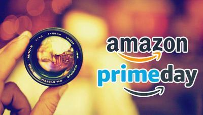 Mejores ofertas de fotografía en el Amazon Prime Day 2019: cámaras y objetivos de Canon, Sony y Nikon con descuento