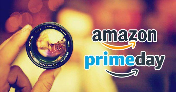 amazon prime day 2019 fotografia
