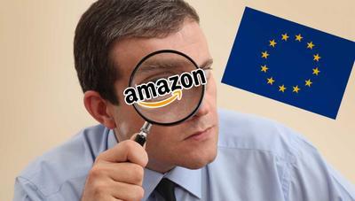 La UE anuncia una investigación a Amazon por supuestas prácticas monopolísticas