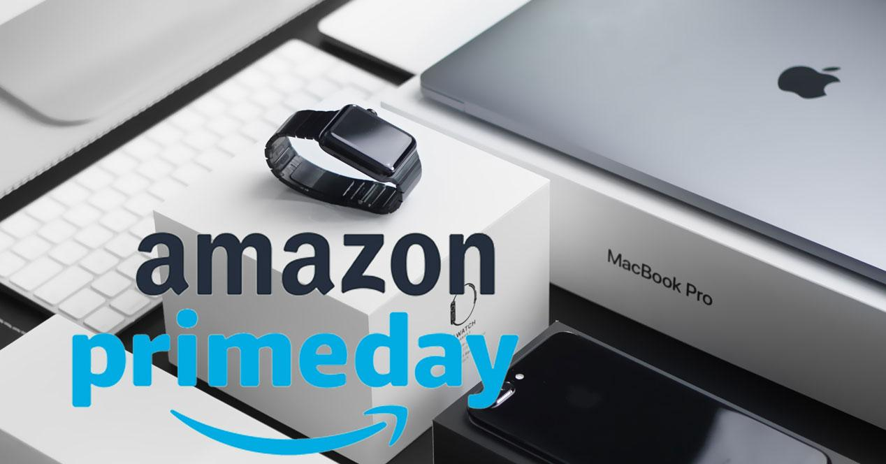 Apple en el Amazon Prime Day
