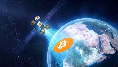 «Trolean» a los 5 satélites que forman parte de la red de Bitcoin