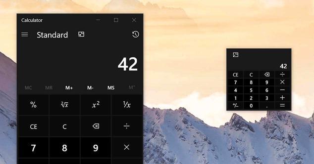 calculador windows