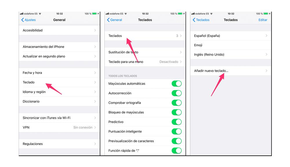 Pasos para cambiar el idioma del teclado de WhatsApp en iPhone