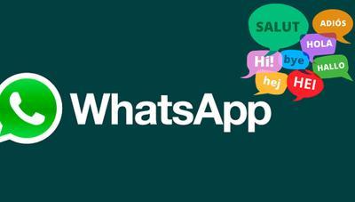 Cambiar el idioma del teclado de WhatsApp en Android y iPhone: así se hace