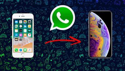 Cambiar WhatsApp a otro teléfono con el mismo número sin perder las conversaciones