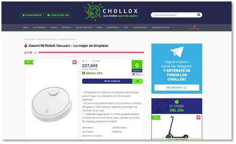 Amazon Prime Day en Chollox