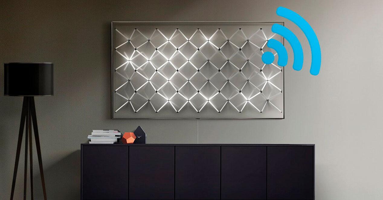 Cómo conectar una Smart TV Samsung a Internet