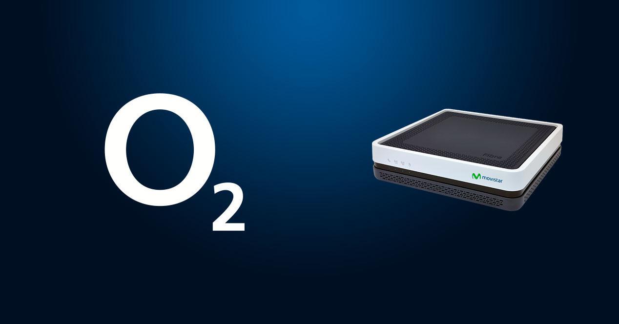 Configurar router de O2