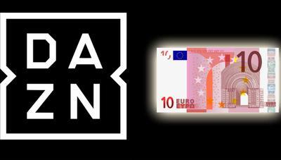 DAZN sube su precio a partir de agosto: no tendrá LaLiga ni la Champions, pero sí Eurosport