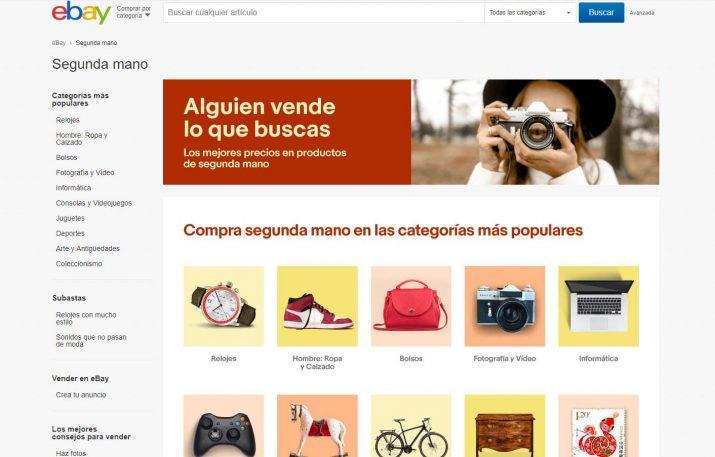 Las mejores webs para comprar y vender artículos de segunda mano
