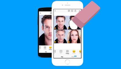 Así puedes pedir a FaceApp que borre tu cara de sus servidores