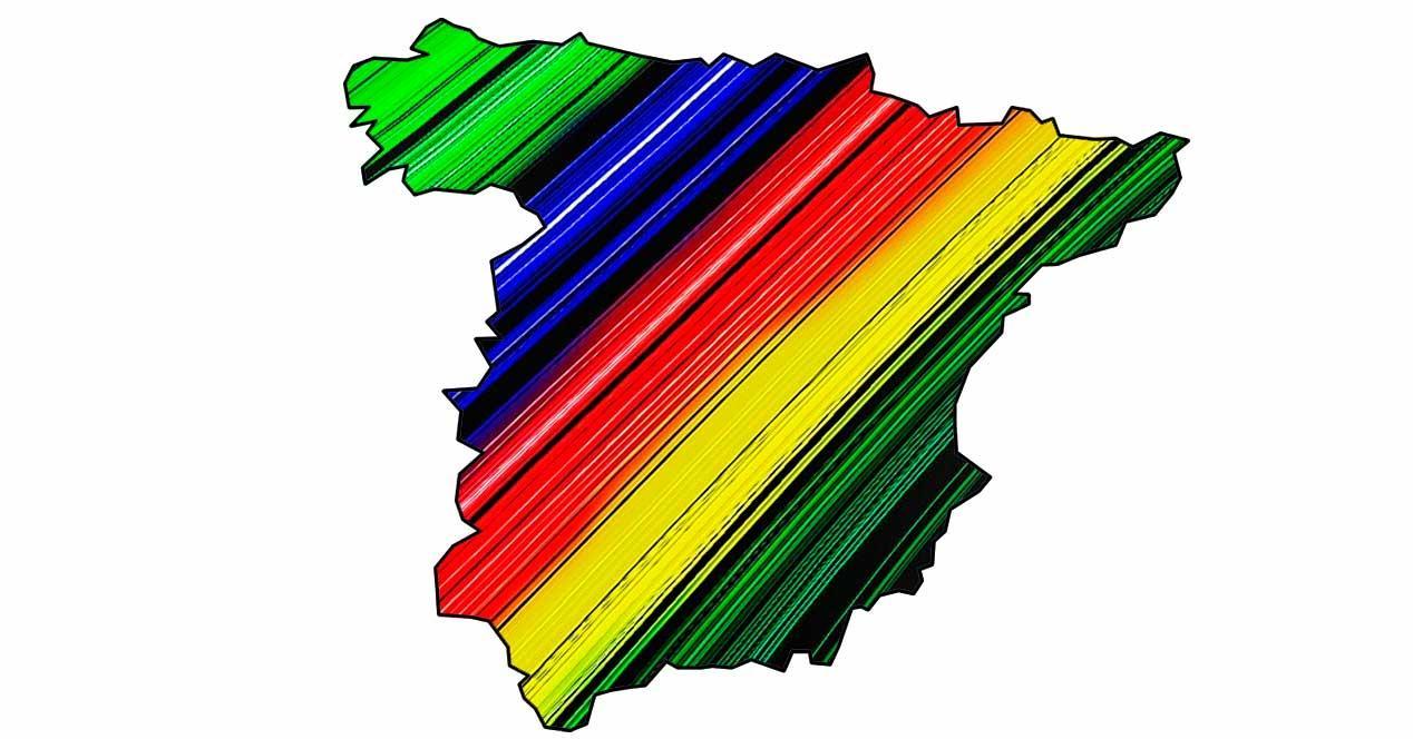Ver noticia 'Noticia 'De 66 a 250 municipios: así dejará Movistar de compartir su fibra este año''