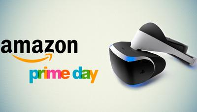 Gafas de realidad virtual PlayStation VR para PS4 en oferta por el Amazon Prime Day