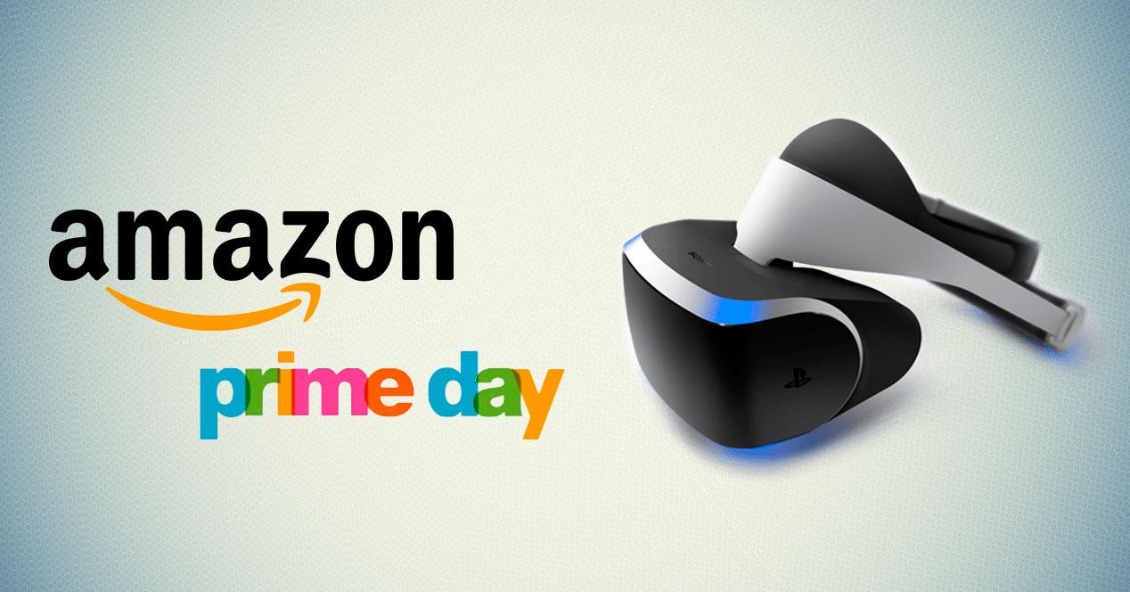 Gafas PlayStation VR en oferta por el Amazon Prime Day