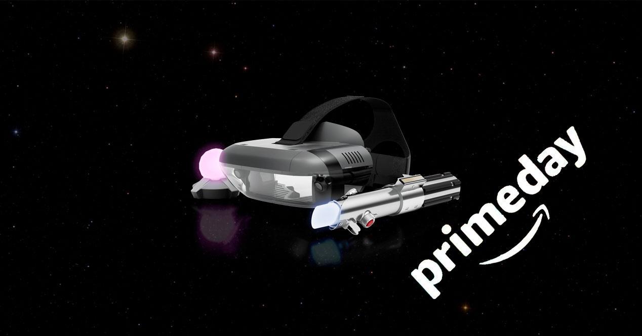 Gafas de realidad virtual Lenovo por el Prime Day
