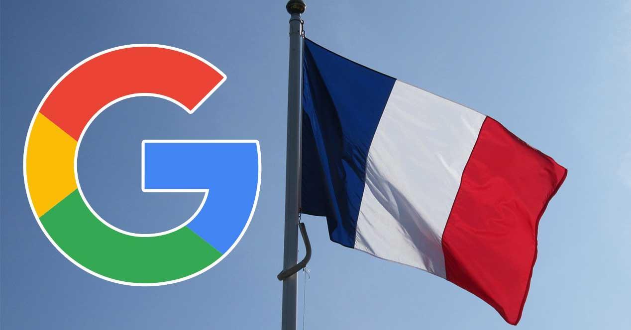 google tasa gafa francia españa