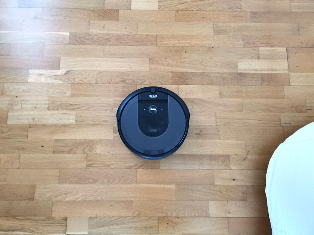 mejores robots aspiradores iRobot