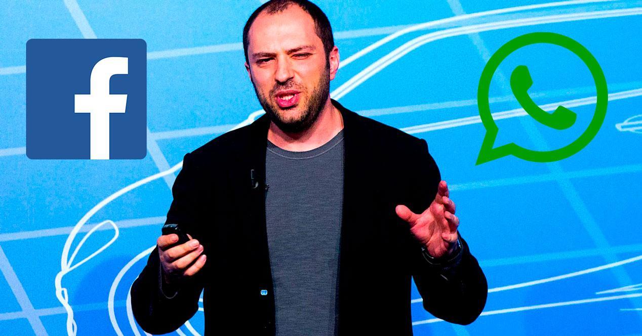 Jan Koum, fundador de WhatsApp