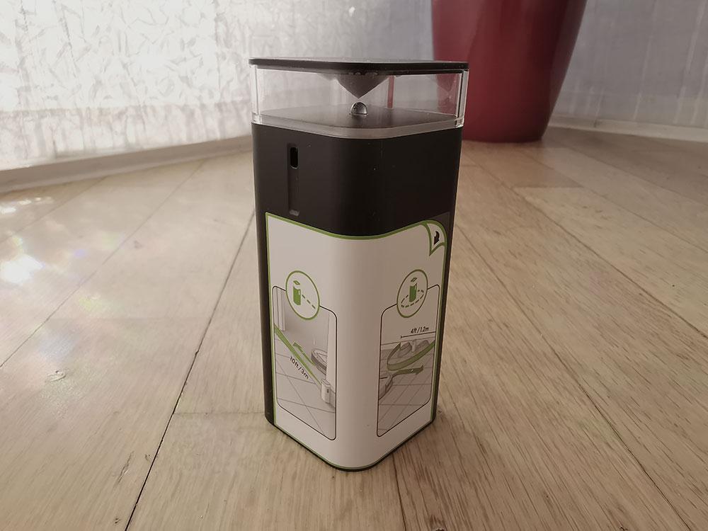 laser virtual wall roomba