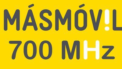 MásMóvil quiere que el gobierno le reserve parte de los 700 MHz para el 5G