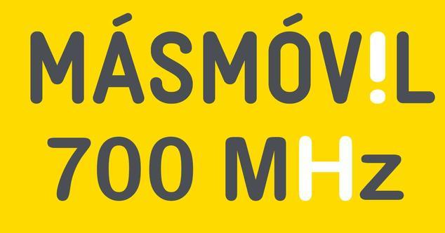 másmóvil 700 mhz