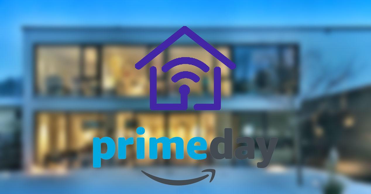 Mejores ofertas de domótica en el Amazon Prime Day